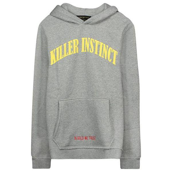 IGWT Killer Instinct Hoodie Grey