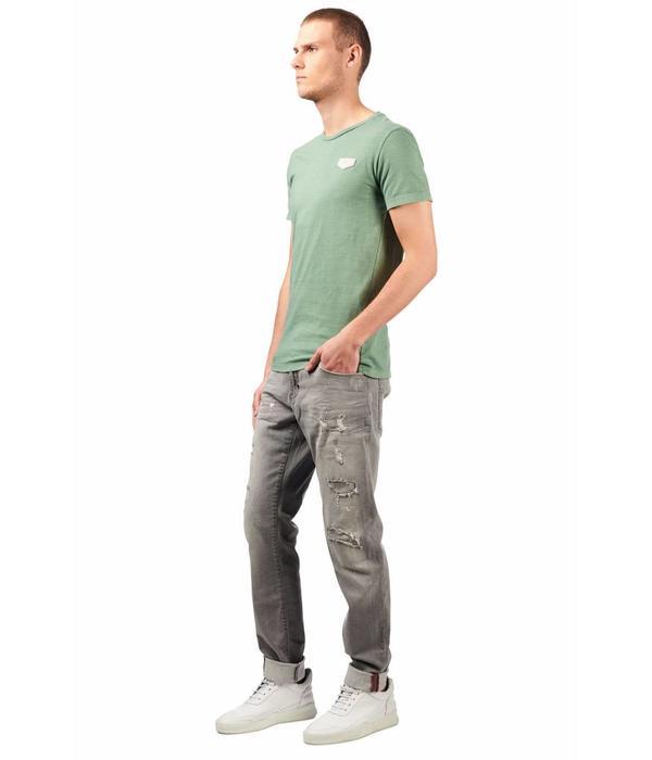 Antony Morato Antony Morato T-shirt Sage Green MMKS01341