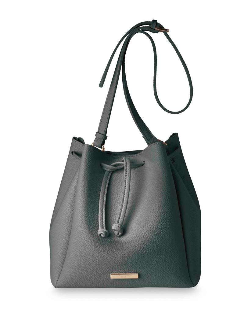 Katie Loxton Handtas - Chloe Bucket Bag Antraciet