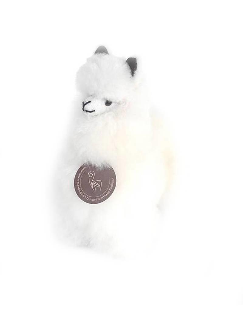 Inkari Alpaca Small - White