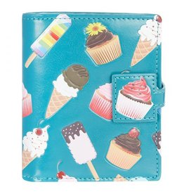 Shagwear Cupcake - Turquoise