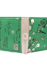 Shagwear Vintage Postcard - Light Green