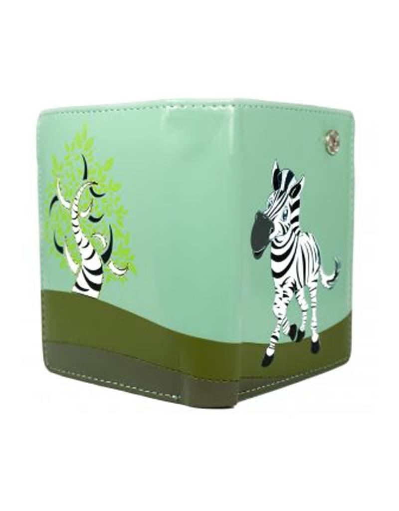 Shagwear Zebra - Green