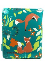 Shagwear Forest Foxes - Turquoise