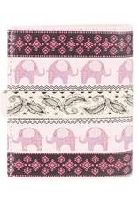Shagwear Tribal Elephant- Pink