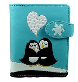 Shagwear Penguins Liefde - Licht Blauw