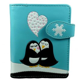 Shagwear Penguins Love - Light Blue