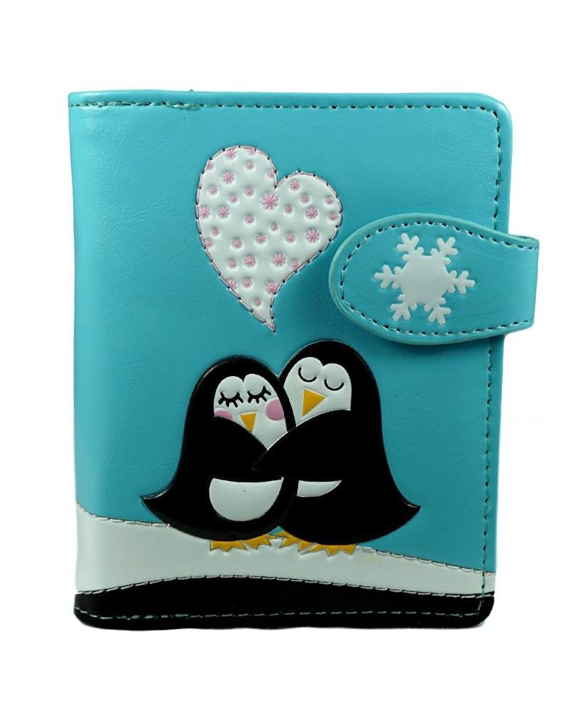Shagwear Penguins Love - Light Blue