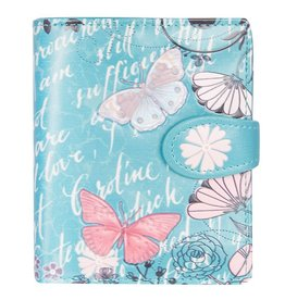 Shagwear Vintage Butterfly - Turquoise