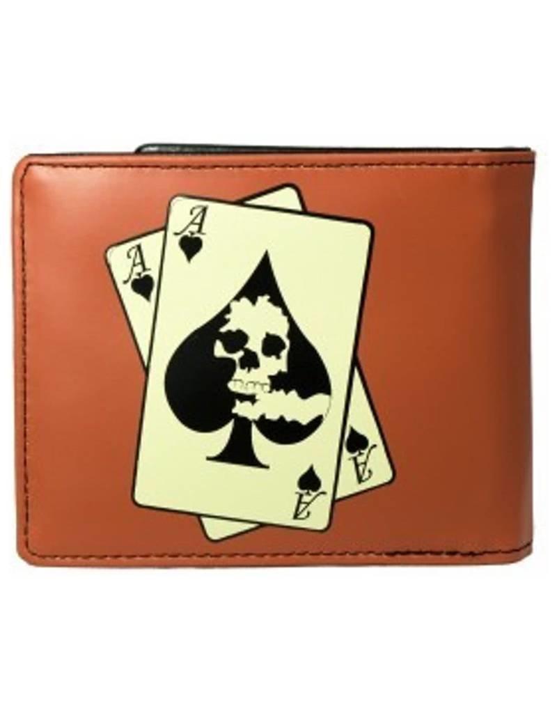 Shagwear Doodshoofd Poker - Camel