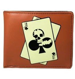Shagwear Skull Poker - Camel