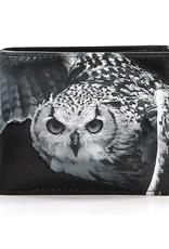 Shagwear Owl - Black/White