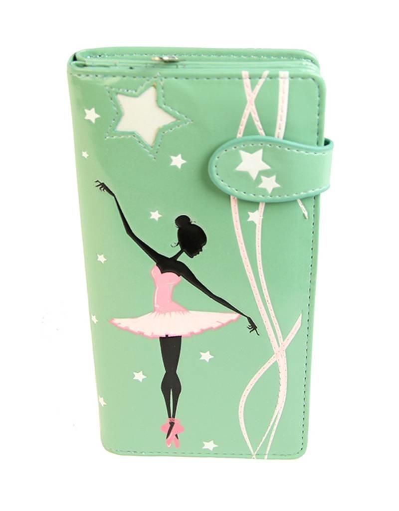 Shagwear Ballerina - Licht Groen