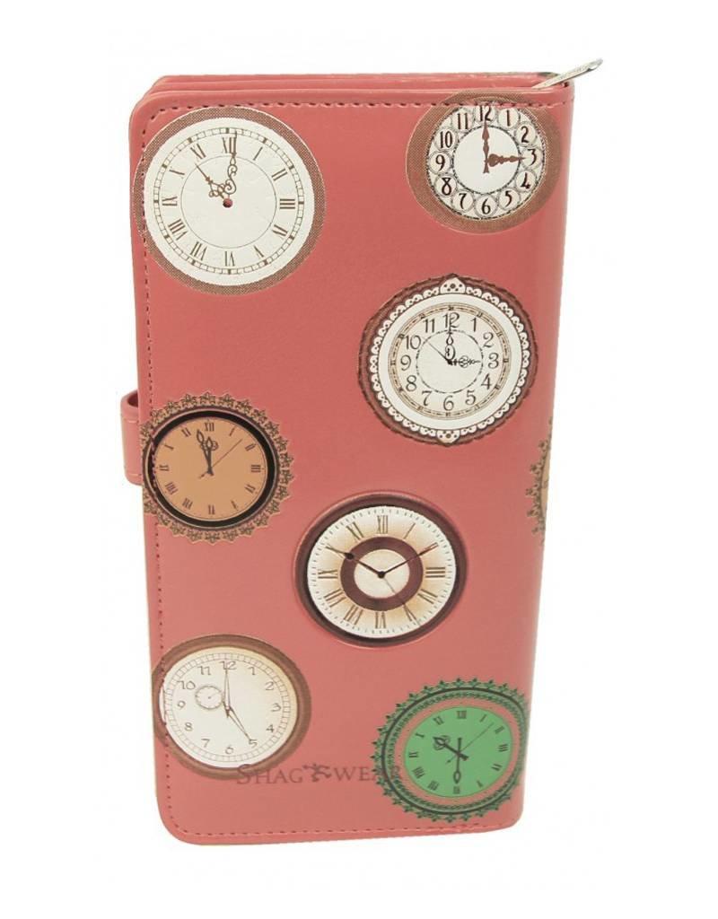 Shagwear Clocks - Orange