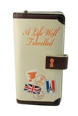 Shagwear A Life Well Travelled - Beige