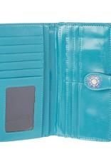 Shagwear Love Bloemen - Turquoise