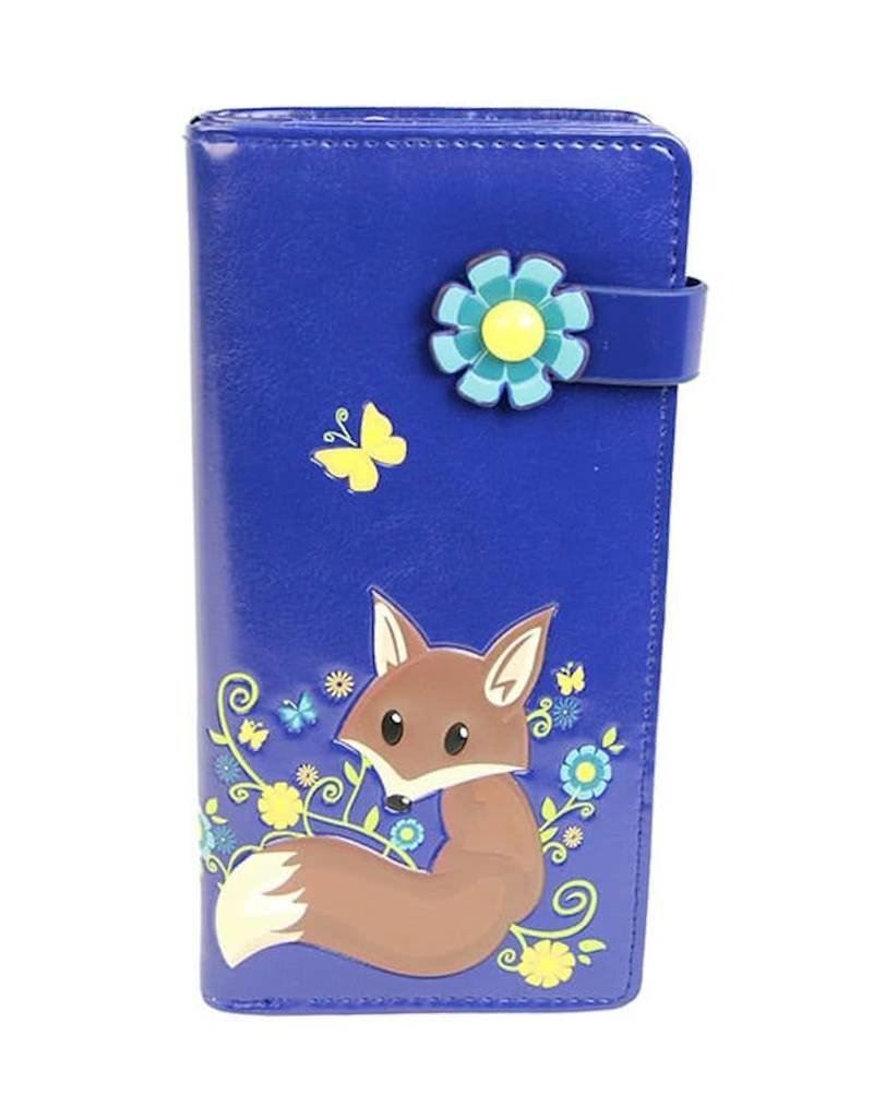 Shagwear Pretty Fox - Blue