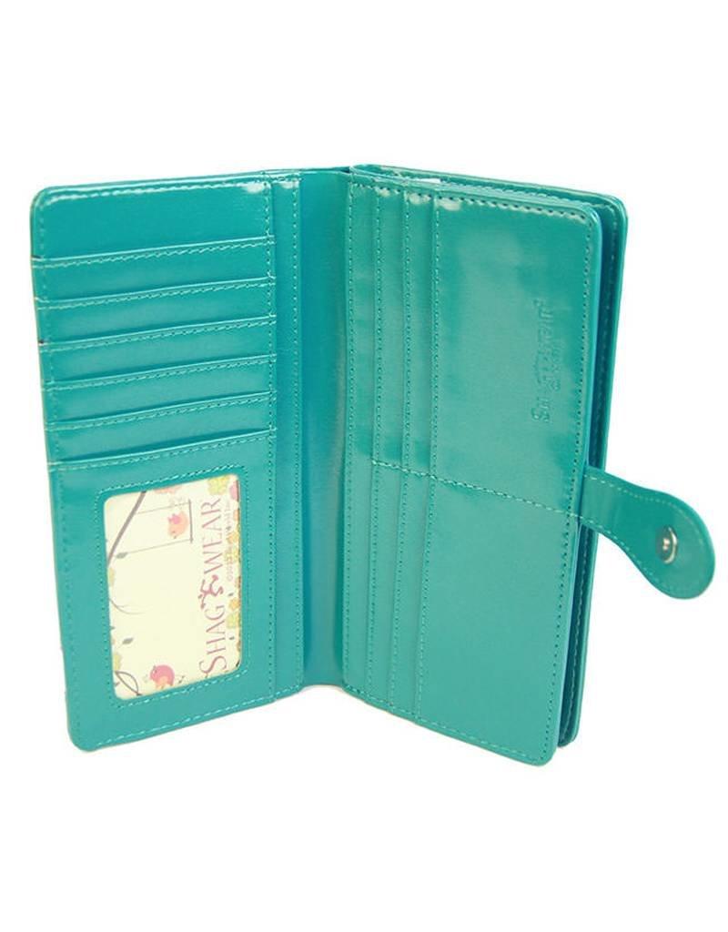 Shagwear Zomer Vlinder - Turquoise