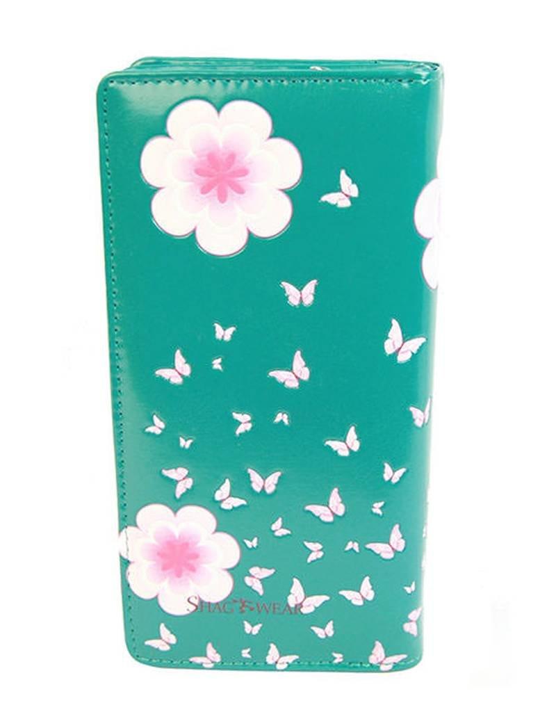 Shagwear Summer Butterfly - Turquoise