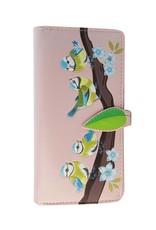 Shagwear Bluebirds - Light Pink