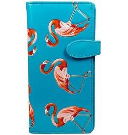 Shagwear Flamingo - Blauw