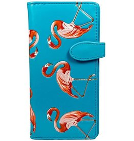 Shagwear Flamingo - Blue