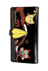 Shagwear Autumn Owls - Black