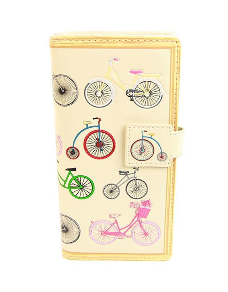 Shagwear Vintage Bicycles - Beige