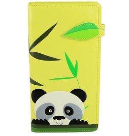 Shagwear Kiekeboe Panda - Geel