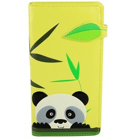 Shagwear Peeking Panda - Yellow