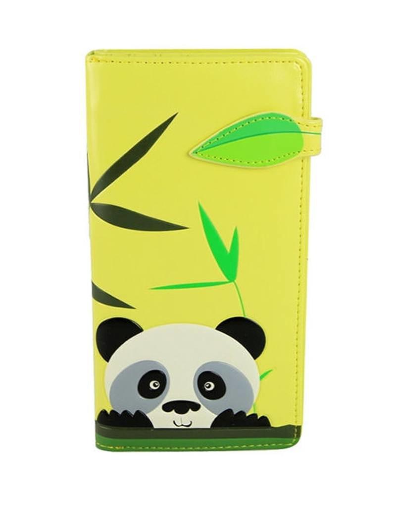 Shagwear Peeking Panda - Yellow