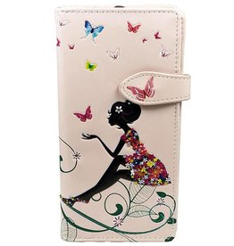 Shagwear Butterfly Oasis - Pink