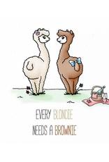 Inkari Every Blondie Needs A Brownie