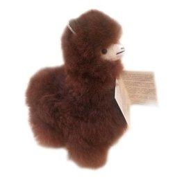Inkari Alpaca Small - Brown