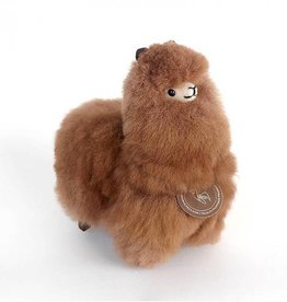 Inkari Alpaca Small - Brown