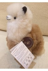 Inkari Alpaca Small - Mix Caramel/Light Beige