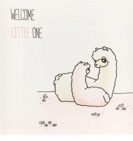 Inkari Welcome Little One - Licht Roze