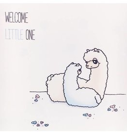 Inkari Welcome Little One - Light Blue