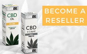 Canoil Full spectrum Hempseed oil banner