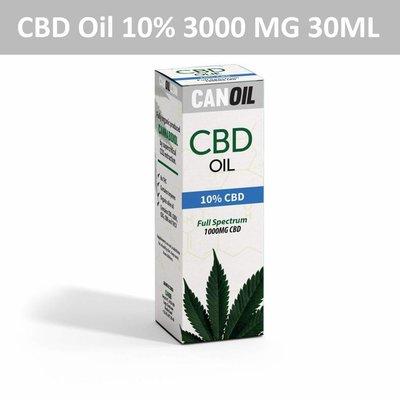 Canoil CBD Oil 10% (3000 MG) 30ML Full Spectrum CBD Hanfsamenöl