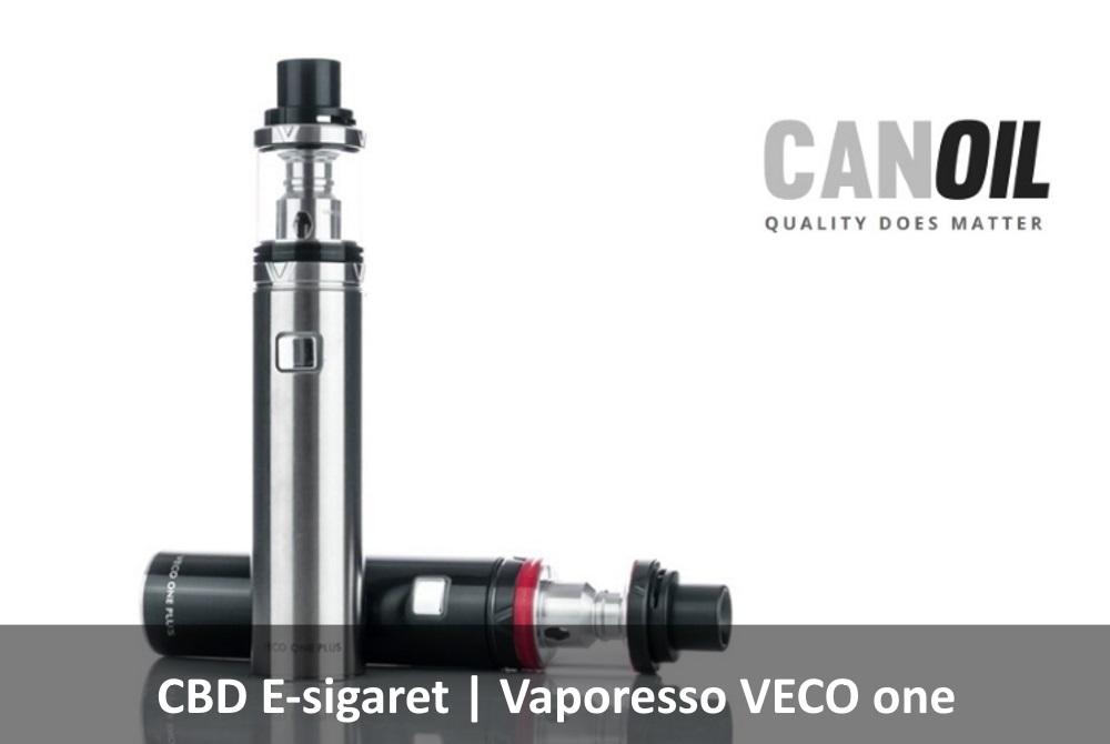 CBD e-siaret Vaporesso Veco one