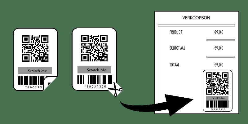 garantiecode/serienummer