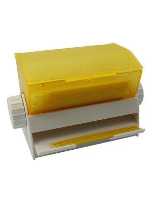 Micro applicator dispenser geel