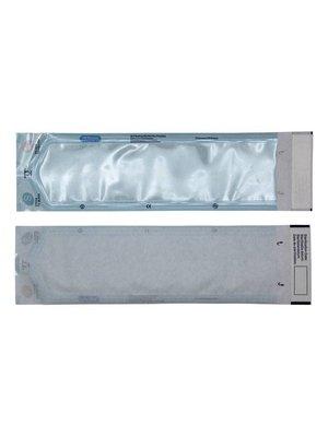 Zelfklevende sterilisatiezakjes 70 x 260 mm