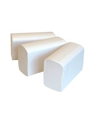 Multifold handdoeken - 2 laags - 32 x 20,6 cm.