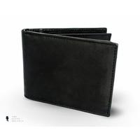 Tresanti zwart pochet van zijde