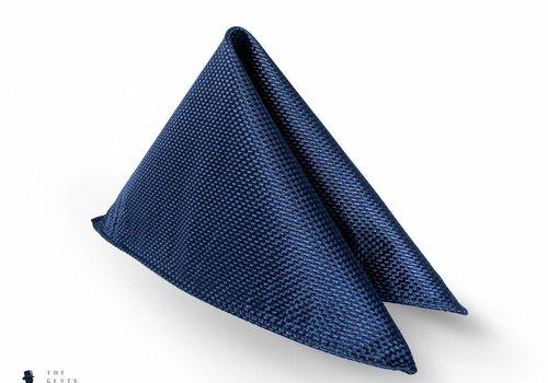 Tresanti donkerblauw pochet