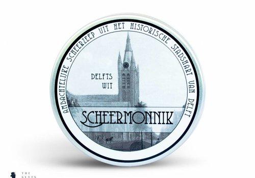 Scheermonnik Delfts Wit