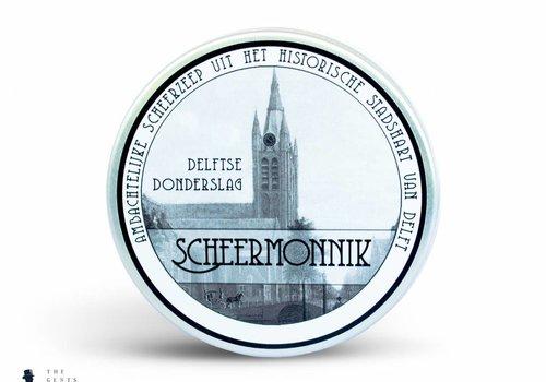 Scheermonnik Delftse Donderslag