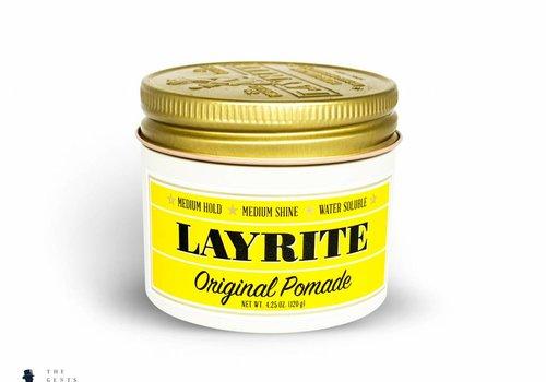 Layrite original hair pomade